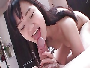 Pretty JAV Teenage Having Sex With A Stranger