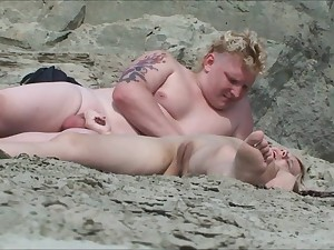 Small Tits Beach Fun