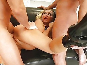 Lucy Lane in hardcore rough spank episode from Tamed Teens