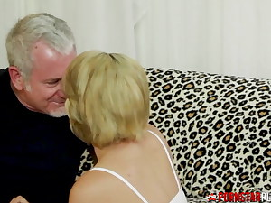 PORNSTARPLATINUM Buxom Pornstar Alix Lovell Rides Humungous Sausage