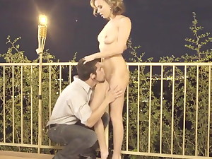Mom humped by romantic stepson