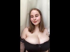 AIRPOD SHAPED WOMEN part 7  (HUGE Boobies and MASSIVE TITS)
