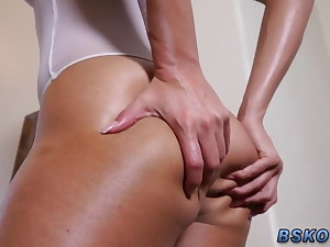 Pussy banged superstar gets mouth spermed