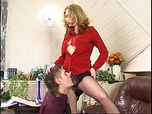 Russian Irene A 59 - Pantyhose fetish