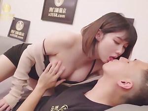 Tender Chinese girl fucked